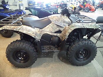 2017 Yamaha Grizzly 700 for sale 200437630